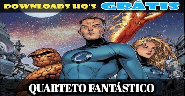 Baixar Quadrinhos Quarteto Fantástico 16 - Marvel Now