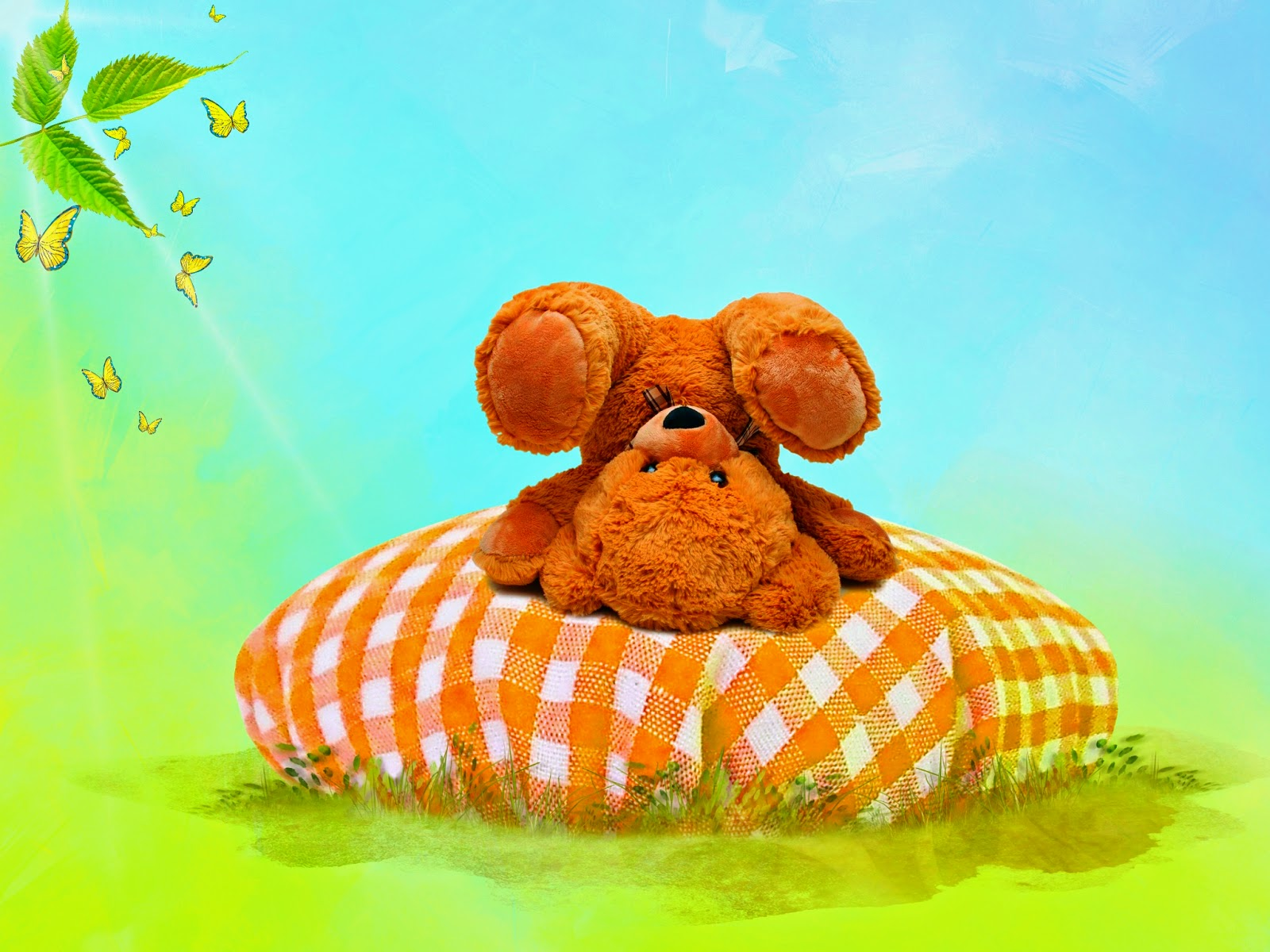cute-teddy-playing-upside-down-on-pillow-picture-2048x1536.jpg