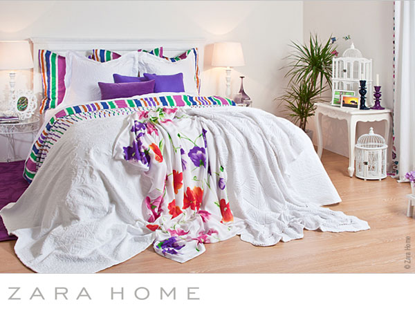 Zara Home Ete 2011 Harmonie En Blanc Maxitendance