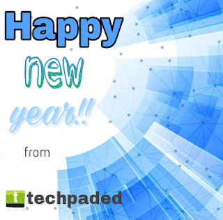happy new year from techpaded.com.ng