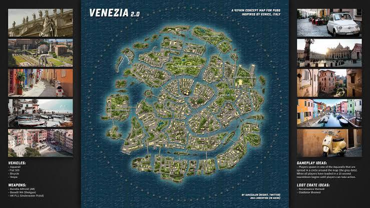 PUBG Venezia