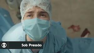 Sob Pressão: toda escolha tem um preço - terceira temporada, na Globo!