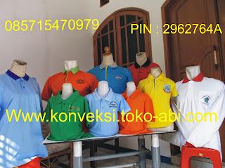 Konveksi Kaos Polo di Tangerang Cimone, Cikokol, Cipondoh, Karawaci, Ciledug, Cipadu