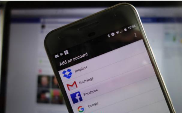 Add, delete, and manage accounts on your Android phone