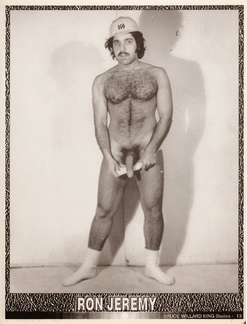 Are not young ron jeremy