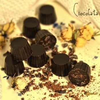 ciocolata de casa raw