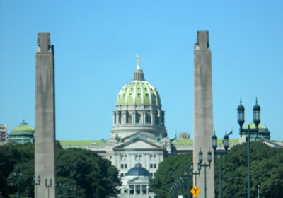 Harrisburg Pennsylvania State Capitol Building