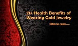 Health Benefits Of Wearing Gold And Silver Jewelry