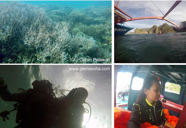 Diving Coron Palawan