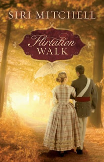 Heidi Reads... Flirtation Walk by Siri Mitchell