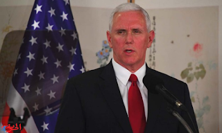 البيت الأبيض: بينس لزيارة مصر والأردن وإسرائيل في يناير