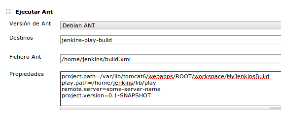 monocaffe (dead): Automate Play deployments with ANT and Jenkins