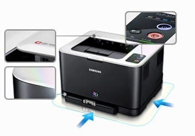 Samsung Clp-325W Printer Driver Downloads