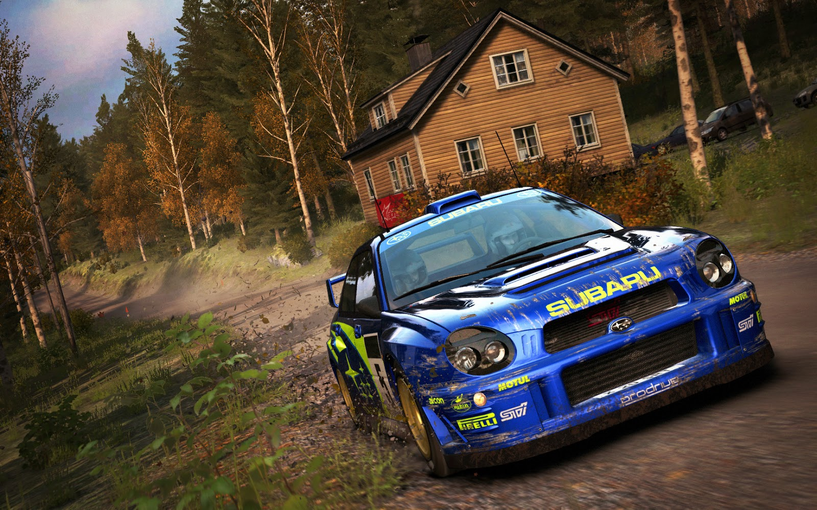 DiRT Rally ESPAÑOL PC Descargar Full (PROPHET) + REPACK 4 DVD5 (JPW) 10