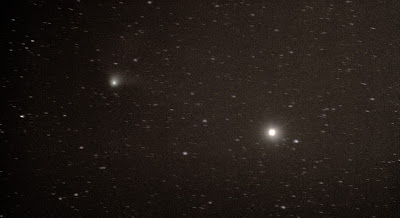 comet catalina dslr