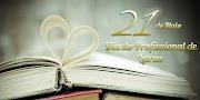 Dia do Profissional de Letras - 21 de maio
