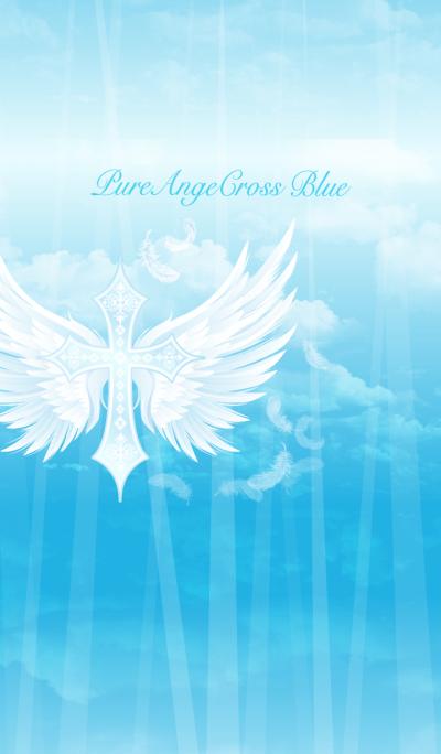 Pure Angel Cross Blue