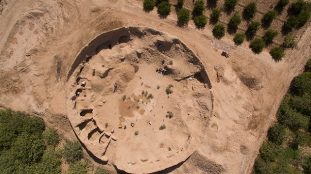 Zoroastrian ossuaries discovered in southeastern Iran