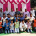 मंडलीय खो - खो विजेताओं को बीएसए ने किया सम्मानित   Circle Kho - BSA Awarded to Winners
