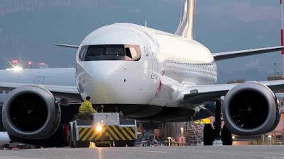 La fecha de Regreso al Vuelo Para el Avión  Max 8 y 9 es Desconocida