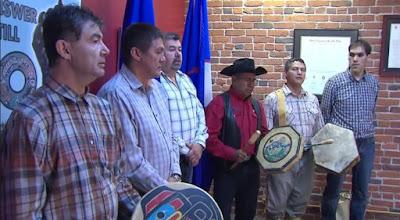 Nação Tsilhqot'in - Chefe Roger Williams e outros Chefes da Nação - Direitos Indígenas