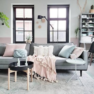 Menata Living Room Menjadi Lebih Nyaman