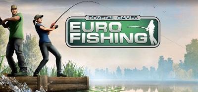 Euro Fishing Manor Farm Lake PC Full Version