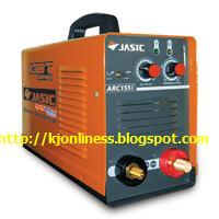 ARC155I(IGBT) เครื่องเชื่อม JASIC