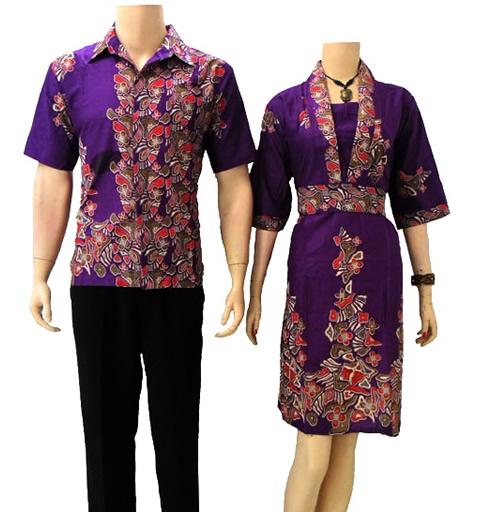 Batik Kerja Couple Terbaru: Baju Couple Online: Baju Batik Couple Terbaru