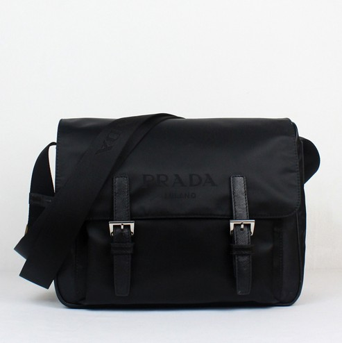 3366c2b7c0e4 ... greece prada fashion messenger bag black 6671 182.63 save 61 off f226c  eb568
