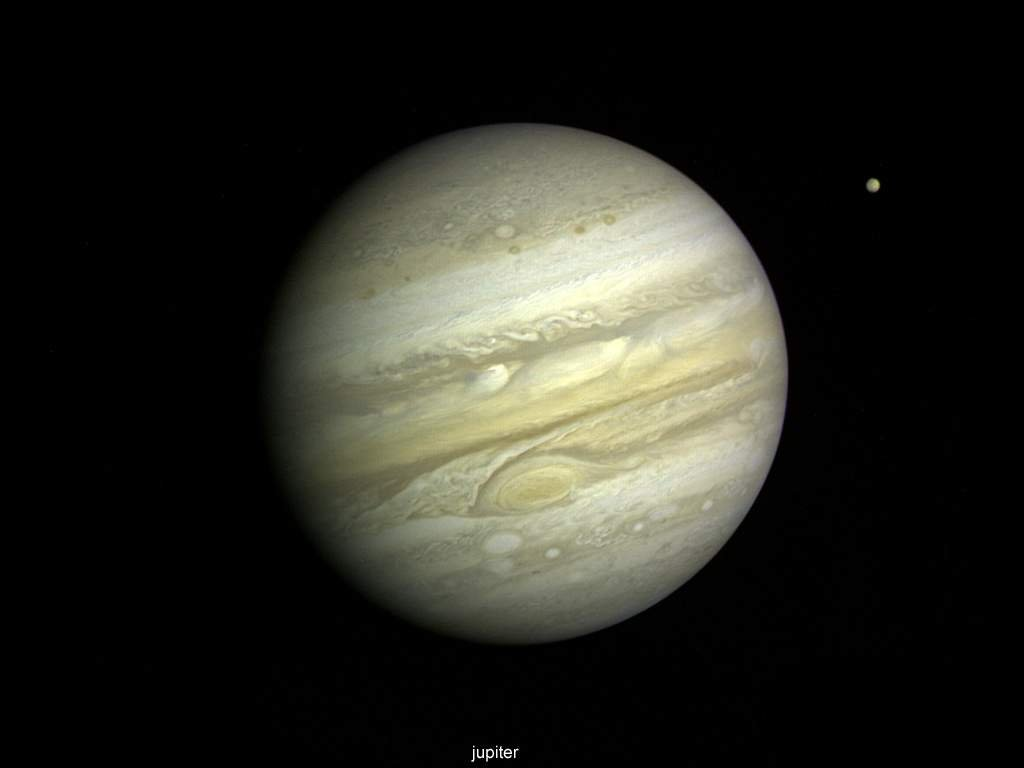 Planet Jupiter Wallpaper - Pics about space