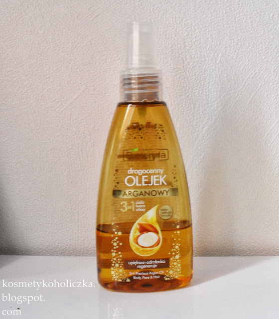 Drogocenny olejek arganowy 3 w 1 Bielenda