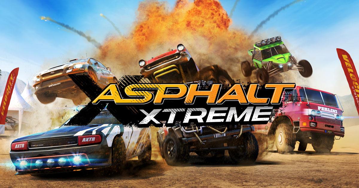 d6897948b تحميل لعبة سباق السيارات Asphalt Xtreme آخر اصدار مهكرة - مدونة تك ...