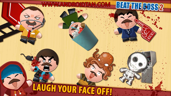 Beat The Boss 2 Mod Apk + Data for Android