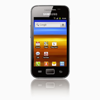 Cara Root Samsung Galaxy Ace GT-S5830I