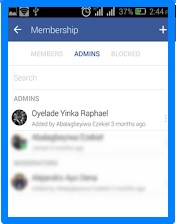 how to become admin facebook group