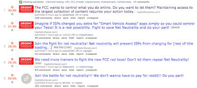 reddit net neutrality