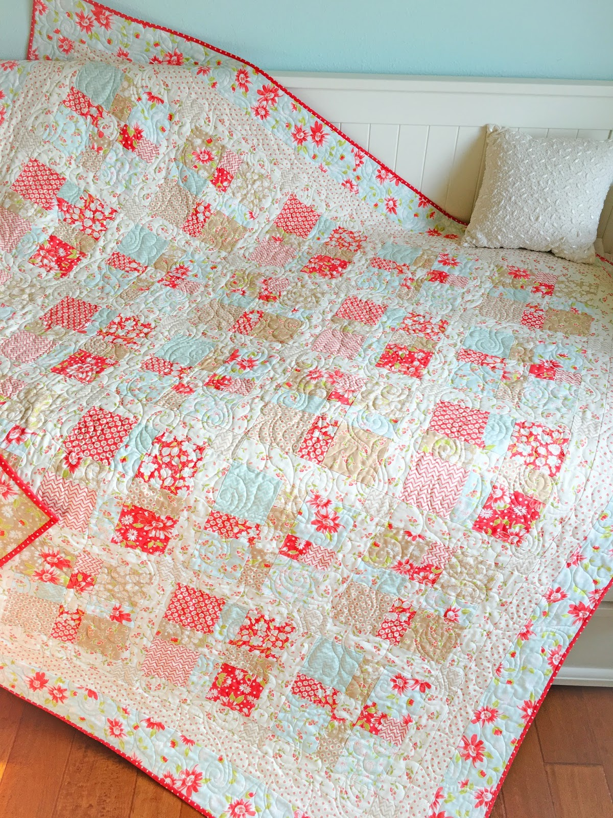 Carried Away Quilting: New Pattern: Harmony : harmony quilt pattern - Adamdwight.com