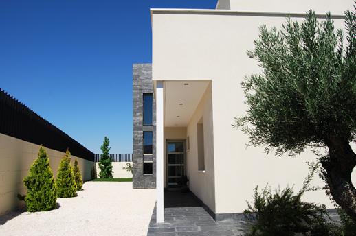 Vivienda-Lujo-Madrid-ACGP Arquitectura-Rivas