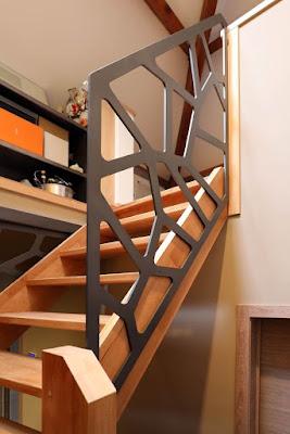 Harga bikin railing tangga ornament