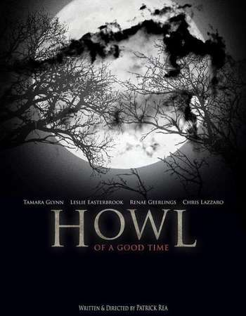 Poster Of Howl 2015 Dual Audio 720p BluRay ORG [Hindi - English] ESubs Free Download Watch Online downloadhub.in