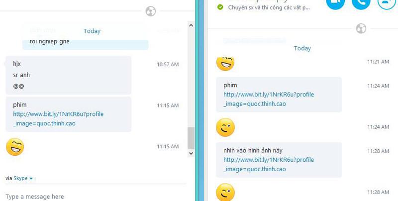Xuất hiện virus lây qua Skype tại Việt Nam