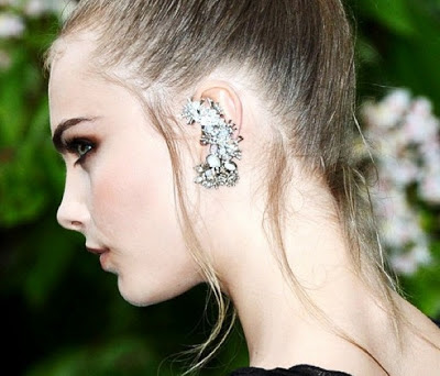 Egyptian Cotton: Complete your Outfit with an Ear Cuff