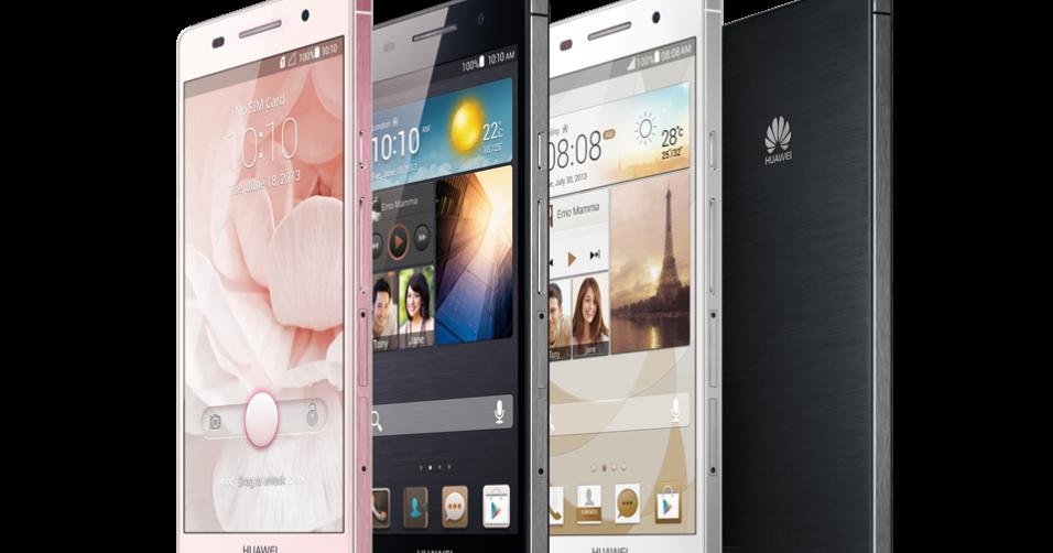 Huawei Firmware Collection ~ ကျိုက္ခမီသား