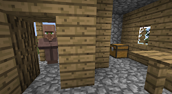 minecraft blacksmith village semillas chest seeds seed ravine into diamond inside actualizado lista casa herrero npc mundos semilla generador diamantes