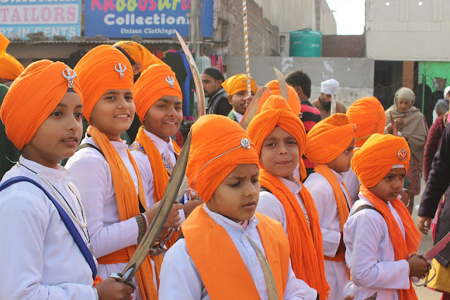 Sikh Day parade organized in the US