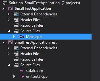 Schetti's Development Blog: Unit Test C++ with Visual Studio