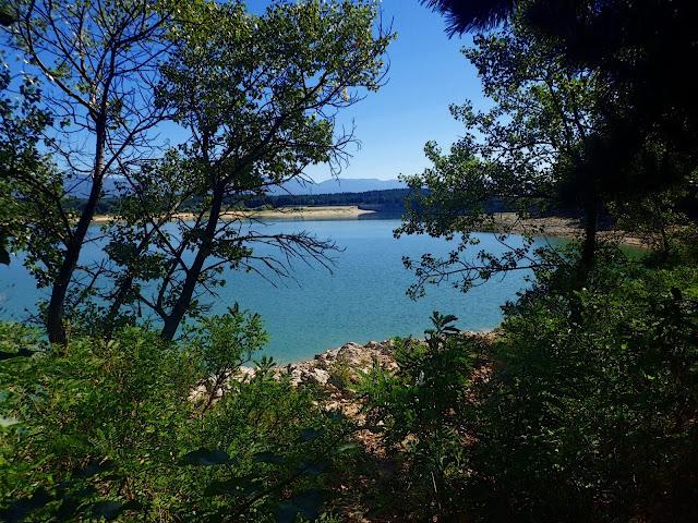 Jedno z ładniejszych jezior w Bułgarii