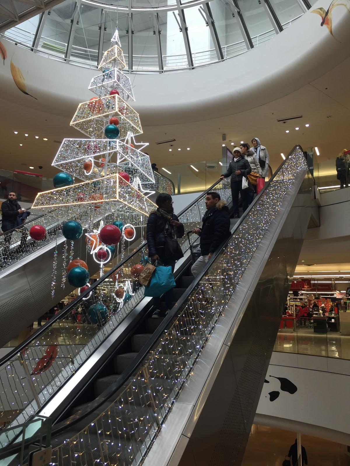 X-Mas Malls @ Paris