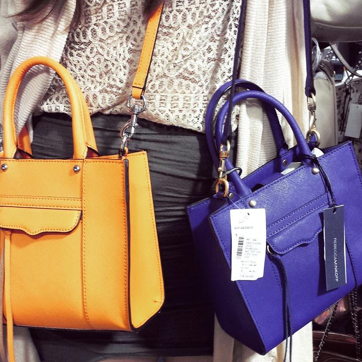 Rebecca Minkoff Sample Sale NYC 2016 MAB Mini Bag